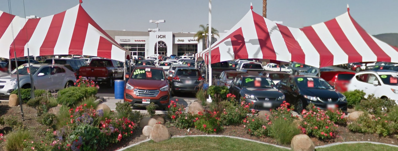 DCH Chrysler Jeep Dodge RAM FIAT of Temecula
