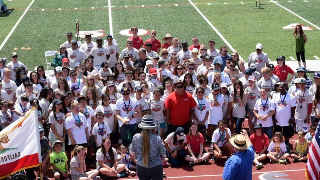 The ninth anniversary of the Temecula Special Games