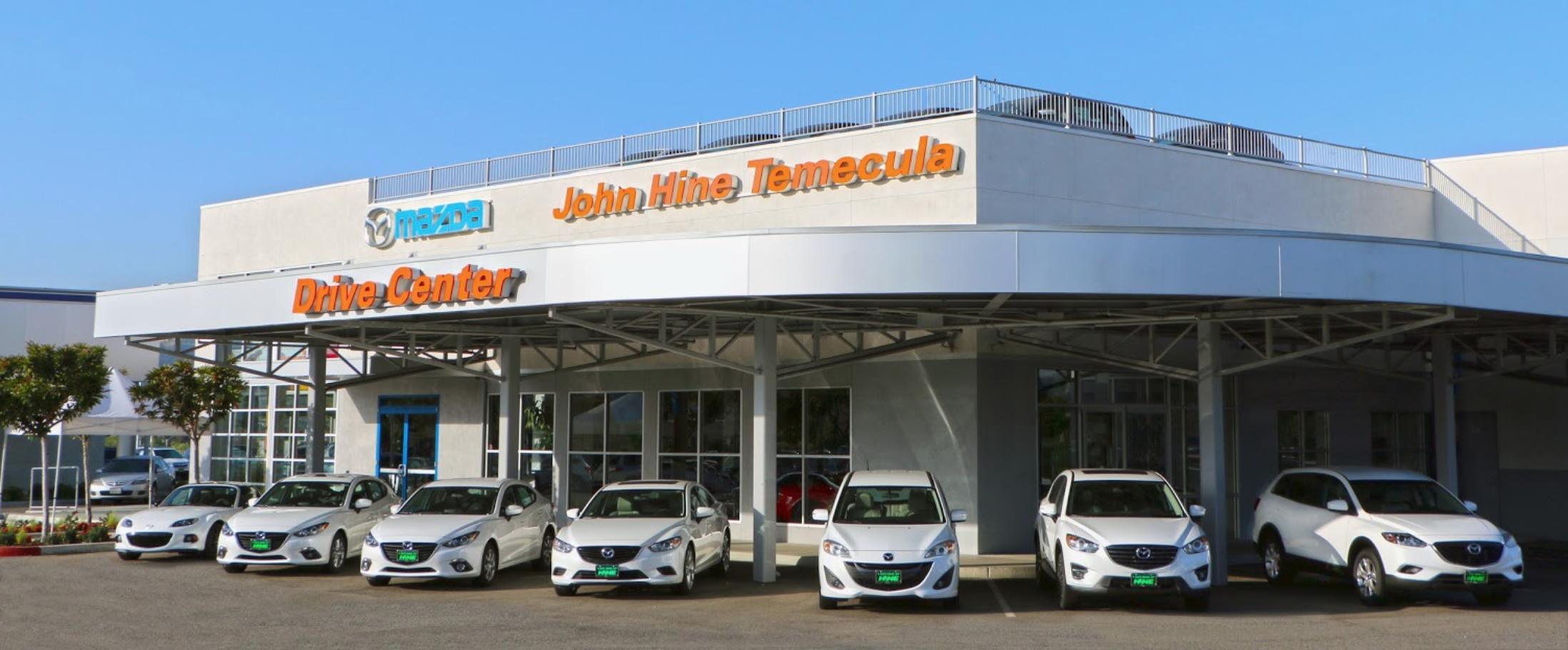 John Hine Temecula Mazda